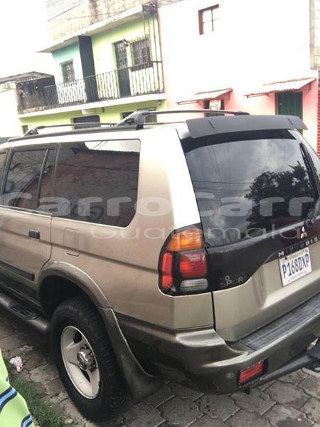 Compro Mitsubishi L200 En Guatemala Buy Used Mitsubishi Montero Beige Car In Guatemala In Guatemala